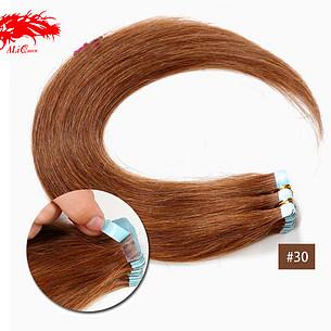 tape in hair color 30 straight hair human hair extension color hair